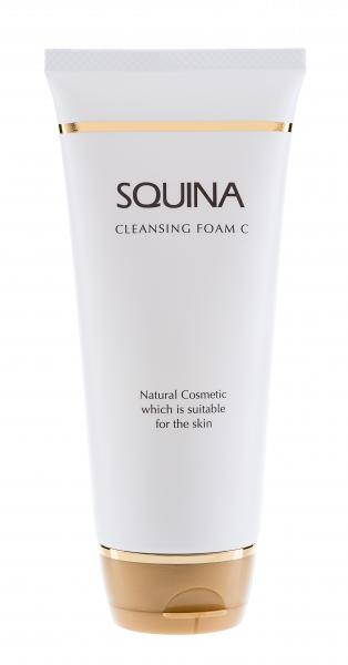SQUINA Cleansing Foam/ Cleansing Foam C